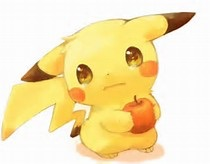 Pikachu wallpaper titled Cute pikachu