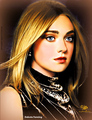 Dakota Fanning - dakota-fanning fan art