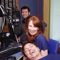 David, Catherine and John - david-tennant photo
