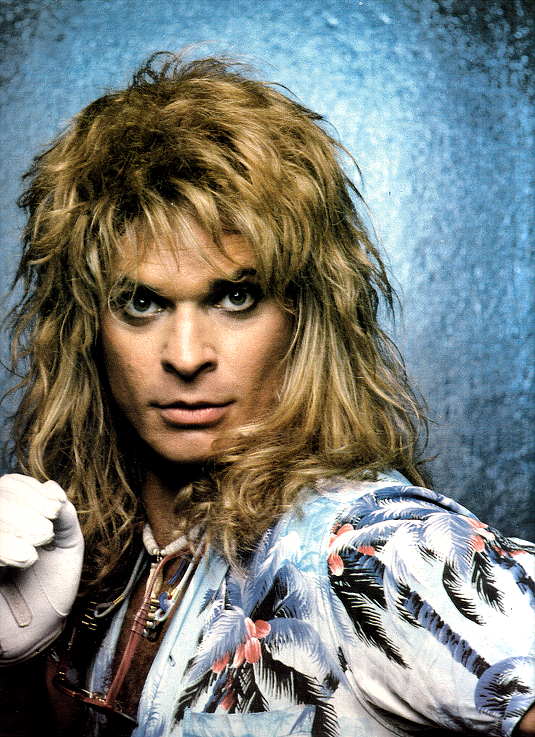 David Lee Roth That's Life - Bump And Grind