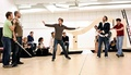 "David rehearsing ""Love's Labor Lost"" - david-tennant photo"