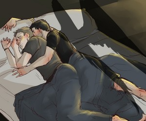 Dean and Castiel ★