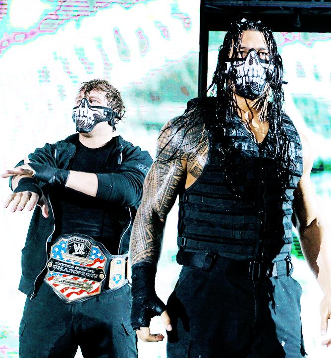 Dean Ambrose And Roman Reigns Images Dean And Roman Hd Fond Décran