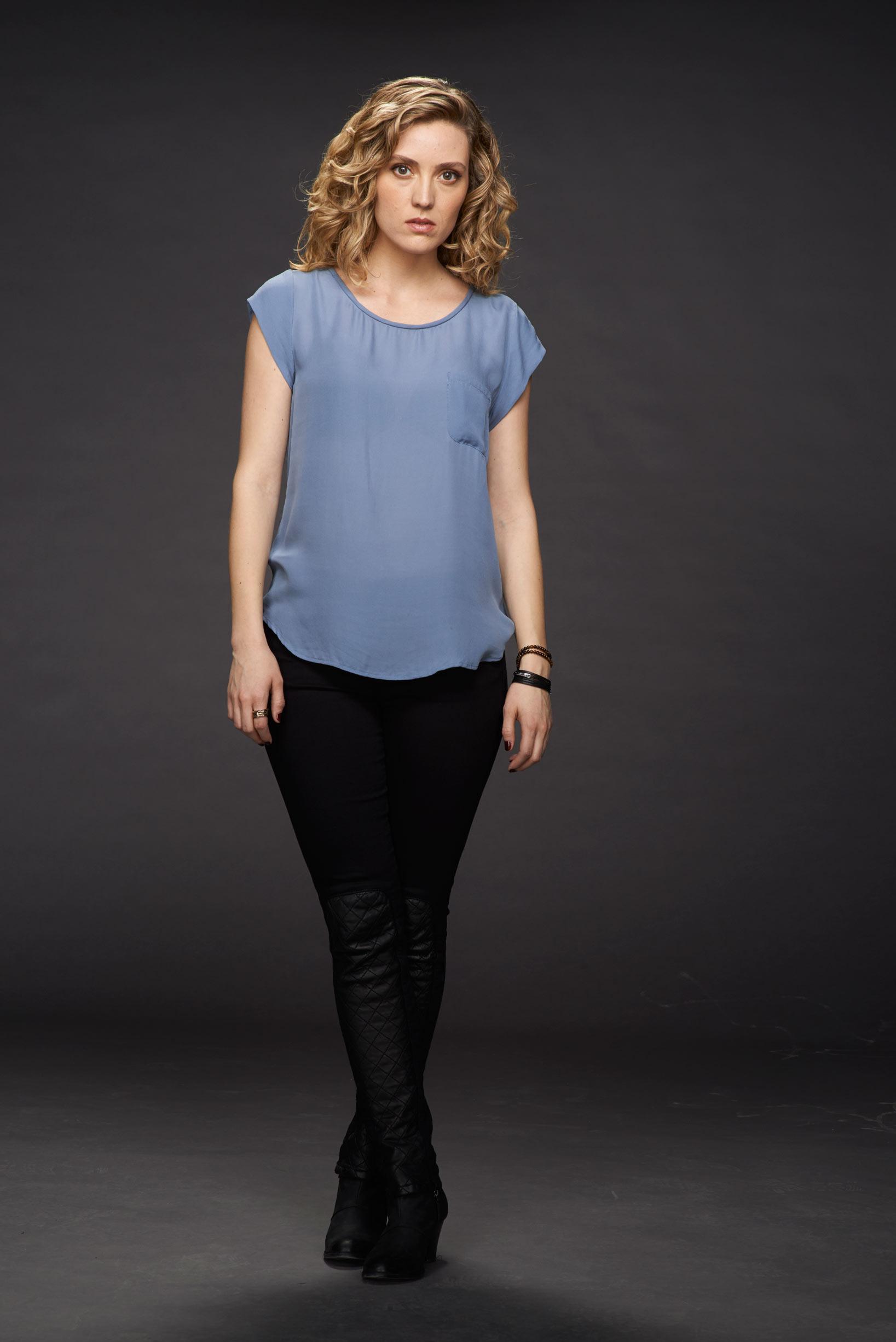 Delphine Cormier Season 2 Promotional Picture
