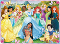 Disney Princess 2015