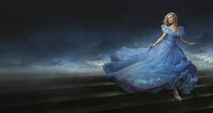 ডিজনি Princess Posters - সিন্ড্রেলা (2015)