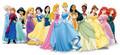 Disney Princess with Anna & Elsa - disney-princess photo