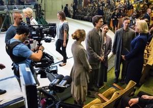 Divergent Behind Scenes