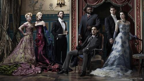 Dracula NBC fondo de pantalla entitled Dracula cast