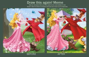 Draw this again Meme - DP Style