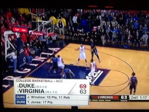 Duke Basketball Wallpaper Entitled Dukes Vs Virgina