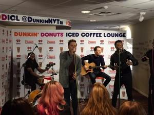 Dunkin donas Lounge