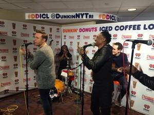 Dunkin Donuts Lounge