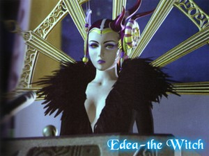 EDEA THE WITCH