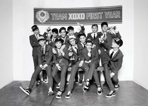 exo First ano