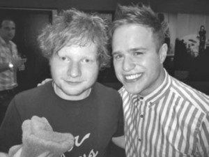 Ed and Olly ♥