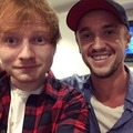 Ed and Tom - ed-sheeran photo