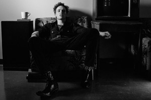 Eddie for Interview Magazine