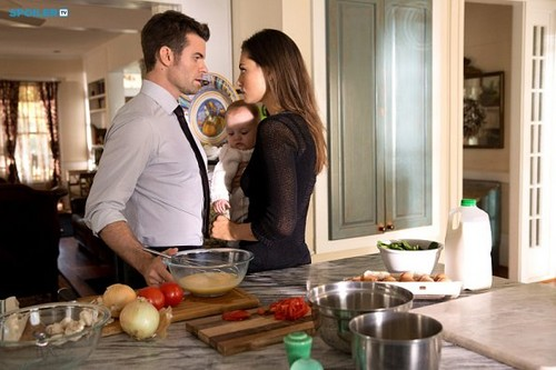 Elijah wallpaper possibly containing a holiday dinner entitled Elijah - Promo Pics