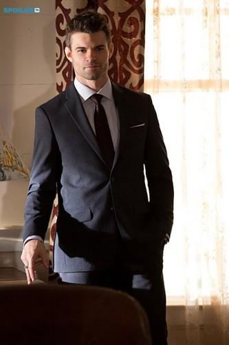 Elijah wallpaper containing a business suit, a suit, and a three piece suit called Elijah - Promo Pics