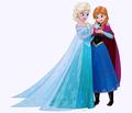 Эльза и Анна