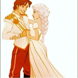 Elsa and Flynn
