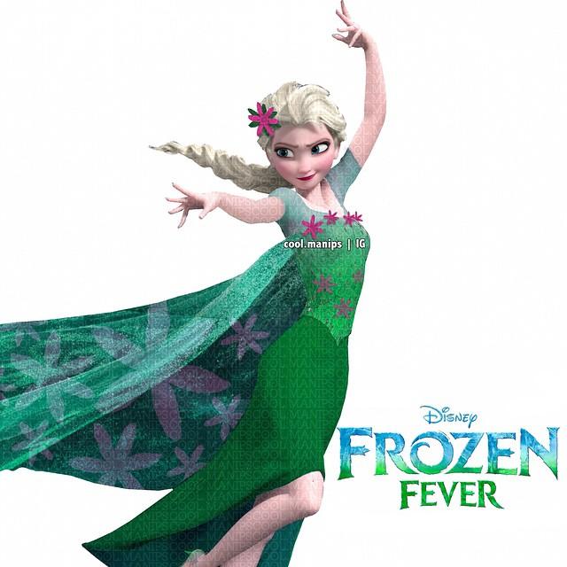 frozen fever images elsa - photo #4