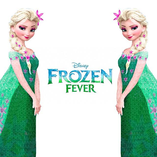 frozen fever images elsa - photo #17