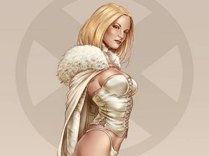 Emma Frost / White Queen wallpapers
