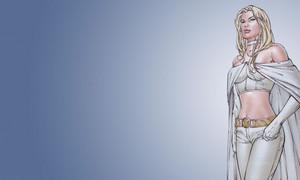 Emma Frost / White Queen fonds d'écran