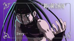 Envy - Fullmetal Alchemist/Brotherhood