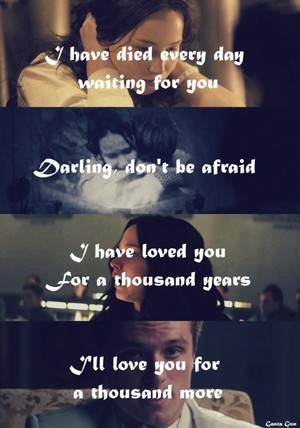 Everlark Fanart - A Thousand Years