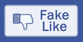 FAKE LIKE FACEBOOK