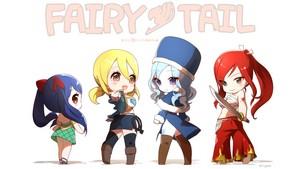 Fairly tail girls