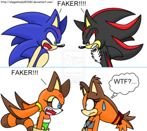 Fakers, Fakers Everywhere