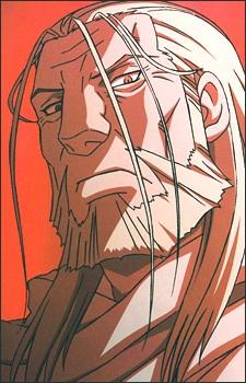 Father - Fullmetal Alchemist Brotherhood