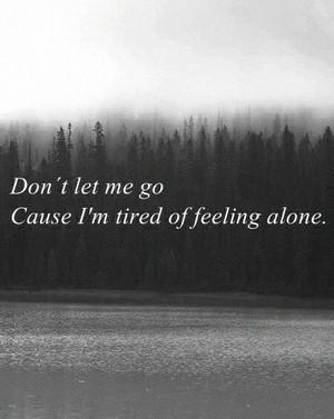 Feeling sad❤ ❥