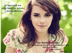 For hermionicole