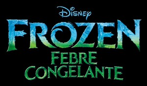 frozen Fever Brazilian Logo