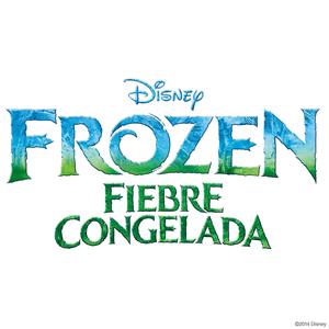 アナと雪の女王 Fever Latin American Logo