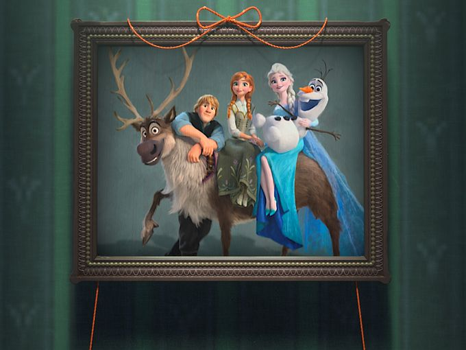 Frozen Fever First Images