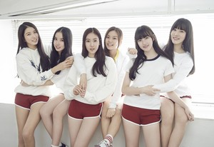 G-FRIEND – Concept фото For 'Glass Bead'