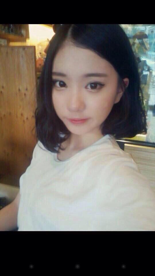 GFriend predebut - Eunha