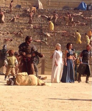 Game of Thrones - Season 5 - Daznak's Pit
