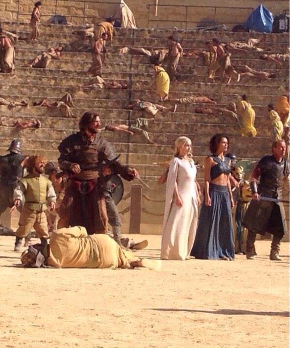 Game of Thrones - Season 5 - Daznak's Pit