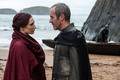 Stannis Baratheon & Melisandre - game-of-thrones photo
