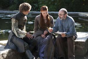 Loras Tyrell & Sansa Stark