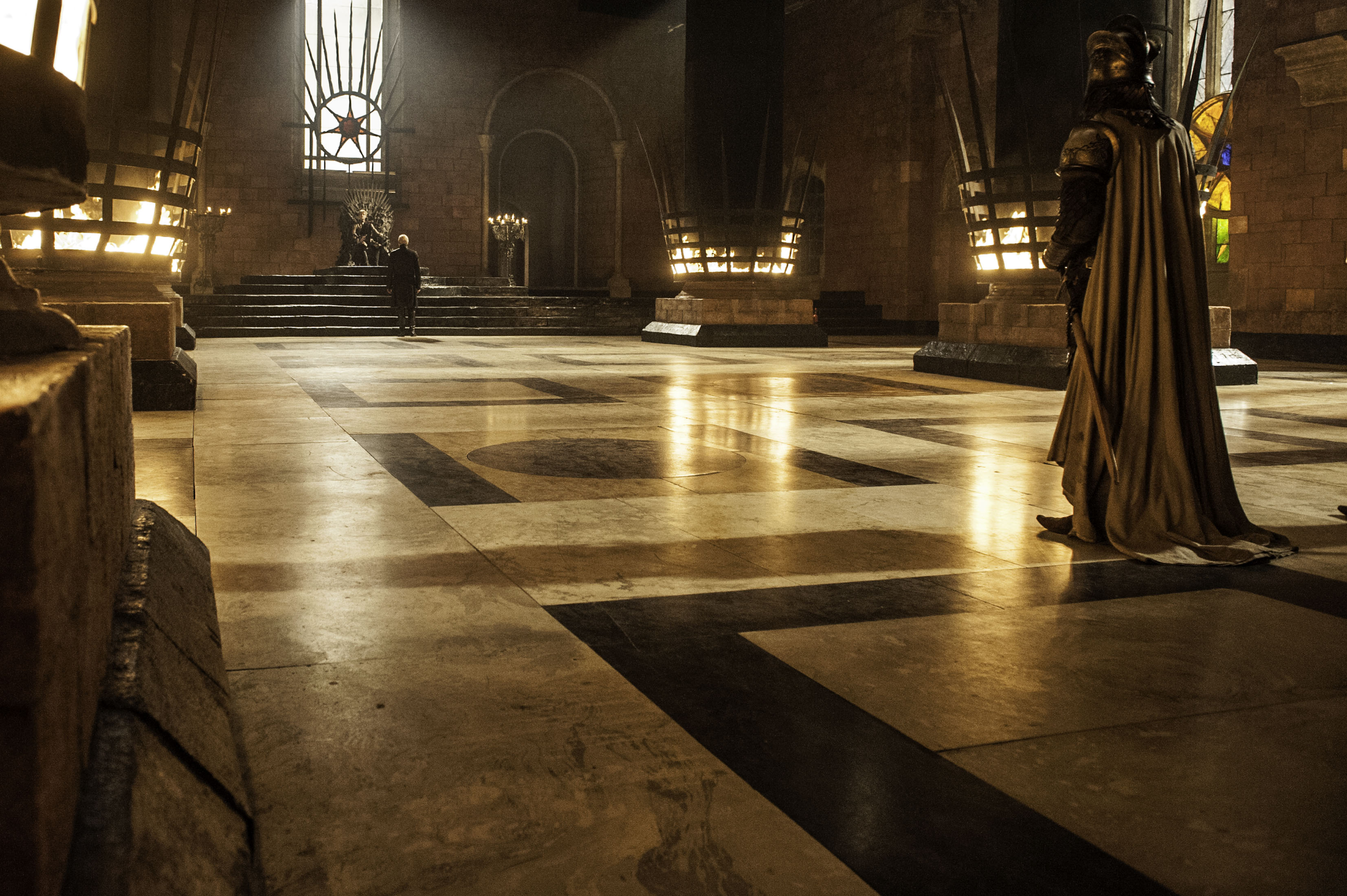 Tywin & Joffrey