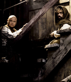 Varys & Tyrion Lannister