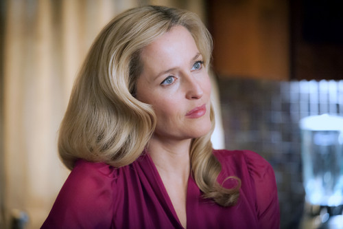 Gillian Anderson wolpeyper with a portrait called Gillian Anderson in 'Hannibal'